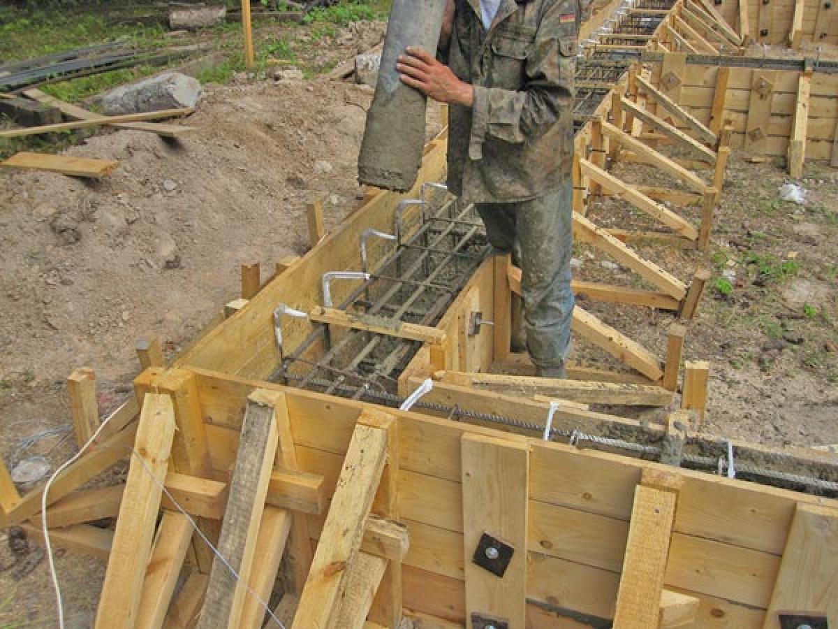то нужно для строительство дома своими руками